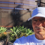 H.A. Goolsbee decides to make a movie about his experiences regarding False Arrest & Wrongful Imprisonment in New Zealand. Current photo as of 07-2015 shows Goolsbee in front of the Director's Association of America in Los Angeles California.