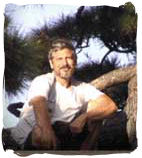 PHOTO of Henry Alfred Goolsbee on Kume Jima Island in Japan, taken whist preparing for a 40 day fast. - Goolsbee has been a pacifist and vegan for over 45 years. Alfred embraced an ancient Essene lifestyle and the philosophy of Ahimsa (non-violence) at the age of 15.